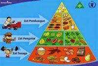 Zat-Zat Makanan yang Dibutuhkan Tubuh Manusia