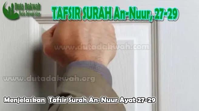 Terjemahan-dan-Tafsir-Surah-An-Nuur-Ayat-27-29