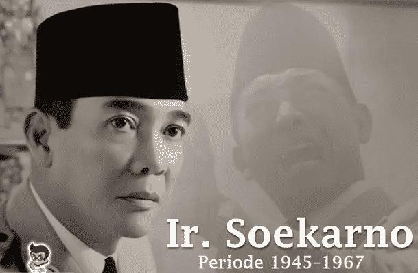 Biografi-Soekarno-Sang-Proklamator-&-Pahlawan-Bangsa